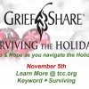 GriefShare - Surviving the Holidays_161105