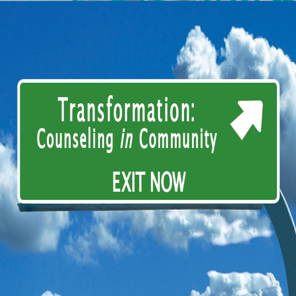 transformative counselling encounters Counseling and transformation you are here: home get more from therapy go for transformative therapy as with many things in life, therapy can be approached in different ways.