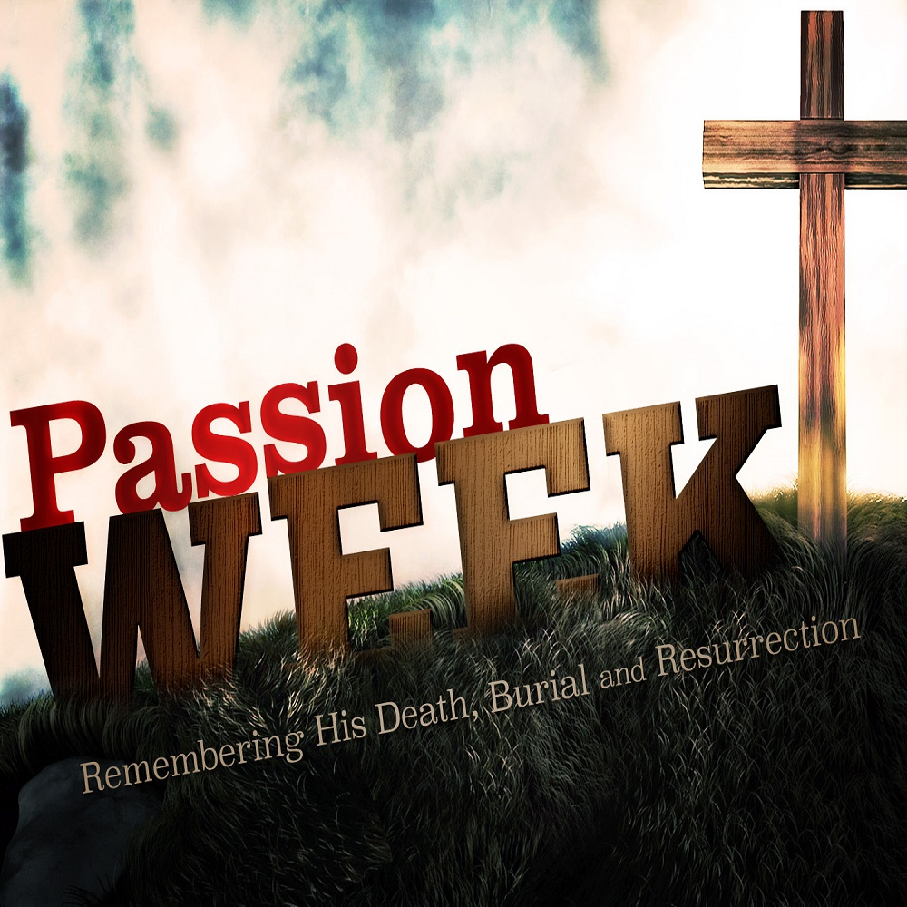 Passion Week Services Pastor Aaron Triangle Community Church