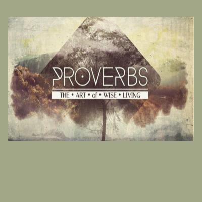 Proverbs - The Art of Wise Living - Part 4 of 6 - Who is in Your