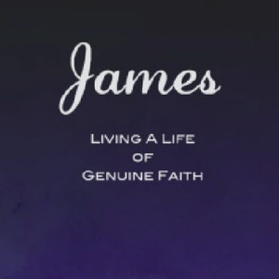 James: Living a Life of Genuine Faith logo